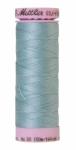 Silk-finish 50wt Solid Cotton Thread 164yd/150m Rough Sea