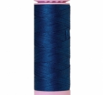 Thread - Silk Finish Cotton 50wt, 164yds Colonial Blue