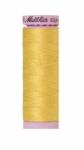 Thread - Silk Finish Cotton 50wt, 164yds Lemon Peel
