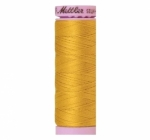 Thread - Silk Finish Cotton 50wt, 164yds Nugget Gold