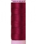 Mettler Thread-Silk Finish Cotton 50 wt, 164 yds Sangria