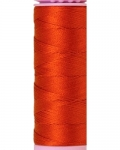 Mettler Thread-Silk Finish Cotton 50 wt, 164 yds Copper