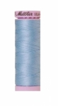 Thread - Silk Finish Cotton 50wt, 164yds Azure Blue