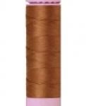 Mettler Thread-Silk Finish Cotton 50 wt, 164 yds Hazelnut