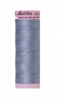 Silk-finish 50wt Solid Cotton Thread 164yd/150m Summer Sky