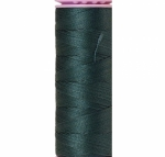 Thread - Silk Finish Cotton 50wt, 164yds  Shaded Spruce