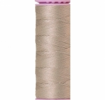 Thread - Silk Finish Cotton 50wt, 164yds Fieldstone