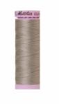Silk-finish 50wt Solid Cotton Thread 164yd/150m Titan Gray