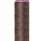 Thread - Silk Finish Cotton 50wt, 164yds Old Tin