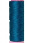 Mettler Thread-Silk Finish Cotton 50 wt, 164 yds Dark Turquoise