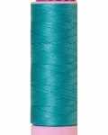 Mettler Thread-Silk Finish Cotton 50 wt 164 yds Blue-Green Opal