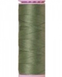 Mettler Thread-Silk Finish Cotton 50 wt, 164 yds Palm Leaf
