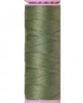 Mettler Thread-Silk Finish Cotton 50 wt, 164 yds Palm Leaf