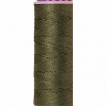 Thread - Silk Finish Cotton 50wt, 164yds  Burnt Olive