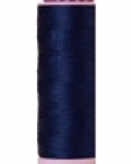 Mettler Thread-Silk Finish Cotton 50 wt Night Blue