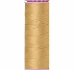 Thread - Silk Finish Cotton 50wt, 164yds  New Wheat
