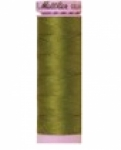 Mettler Thread-Silk Finish Cotton 50 wt, 164 yds Moss Green