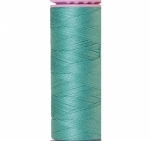 Thread - Silk Finish Cotton 50wt, 164yds  Deep Aqua