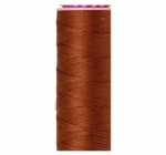 Thread - Silk Finish Cotton 50wt, 164yds  Pecan