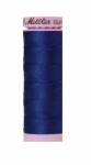 Silk-finish 50wt Solid Cotton Thread 164yd/150m Imperial Blue