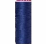 Thread - Silk Finish Cotton 50wt, 164yds Steel Blue