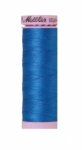 Thread - Silk Finish Cotton 50wt, 164yds French Blue