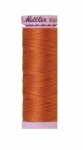 Thread - Silk Finish Cotton 50wt, 164yds Amber Brown