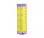 Thread - Silk Finish Cotton 50wt, 164yds Lemon Zest
