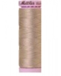 Mettler Thread-Silk Finish Cotton 50 wt, 164 yds Drizzle