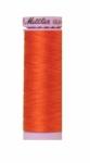 Thread - Silk Finish Cotton 50wt, 164yds Mandarin Orange