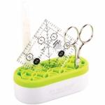 Mini Oh...Sew! Lime Organized Stash N Store