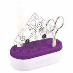Mini Oh...Sew! Purple Organized Stash N Store