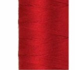 Thread - Mettler Silk-Finish Cotton 40 wt 164yds small Red