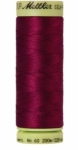 Thread - Mettler Silk-Finish Cotton 40 wt 164yds small Rasberry