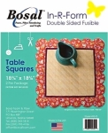Bosal In R Form Double Sided Fusible Scalloped Runners