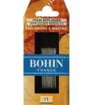 Bohin - Applique Needles - Size 11