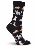 Sock - Black Cat Socks