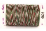 Thread - Mettler Silk-Finish Multi 457m/500 yds large  Seasons Greetings