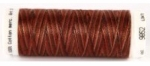 Thread - Mettler Silk-Finish Multi 100m/109yds small  Chocolatte