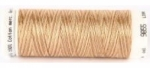 Thread - Mettler Silk-Finish Multi 100m/109yds small  Bleached Straw