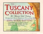 Hobbs -Tuscany 100% Wool Quilt Batting FULL