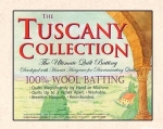 Hobbs -Tuscany 100% Wool Quilt Batting THROW