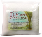 Hobbs -Tuscany Cotton Wool Quilt Batting THROW