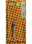 Stretch Spring Needle 14/90 Gingham Square