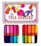 Tula Sunrise - Aurifil Thread Collection 50wt 20 Small Spools