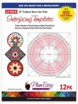 Hot Pad Interfacing Templates 12-pack by Plum Easy Patterns