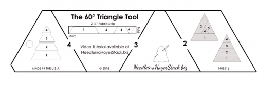 The 60 Degree Triangle Tool
