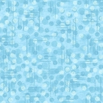 BLANK TEXTILES - Jotdot - Light Blue