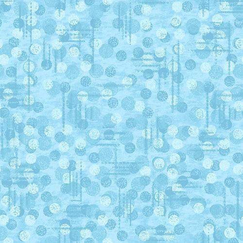 BLANK TEXTILES - Jotdot - Light Blue