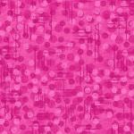 BLANK TEXTILES - Jotdot - Fuchsia